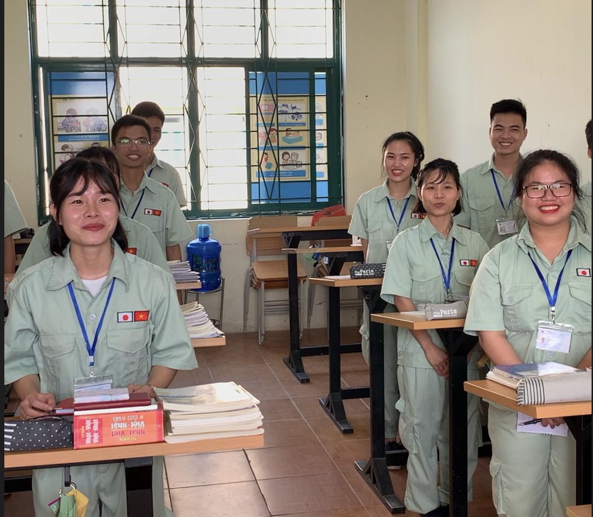 技能実習生の皆様にお会いしてきました!inベトナム